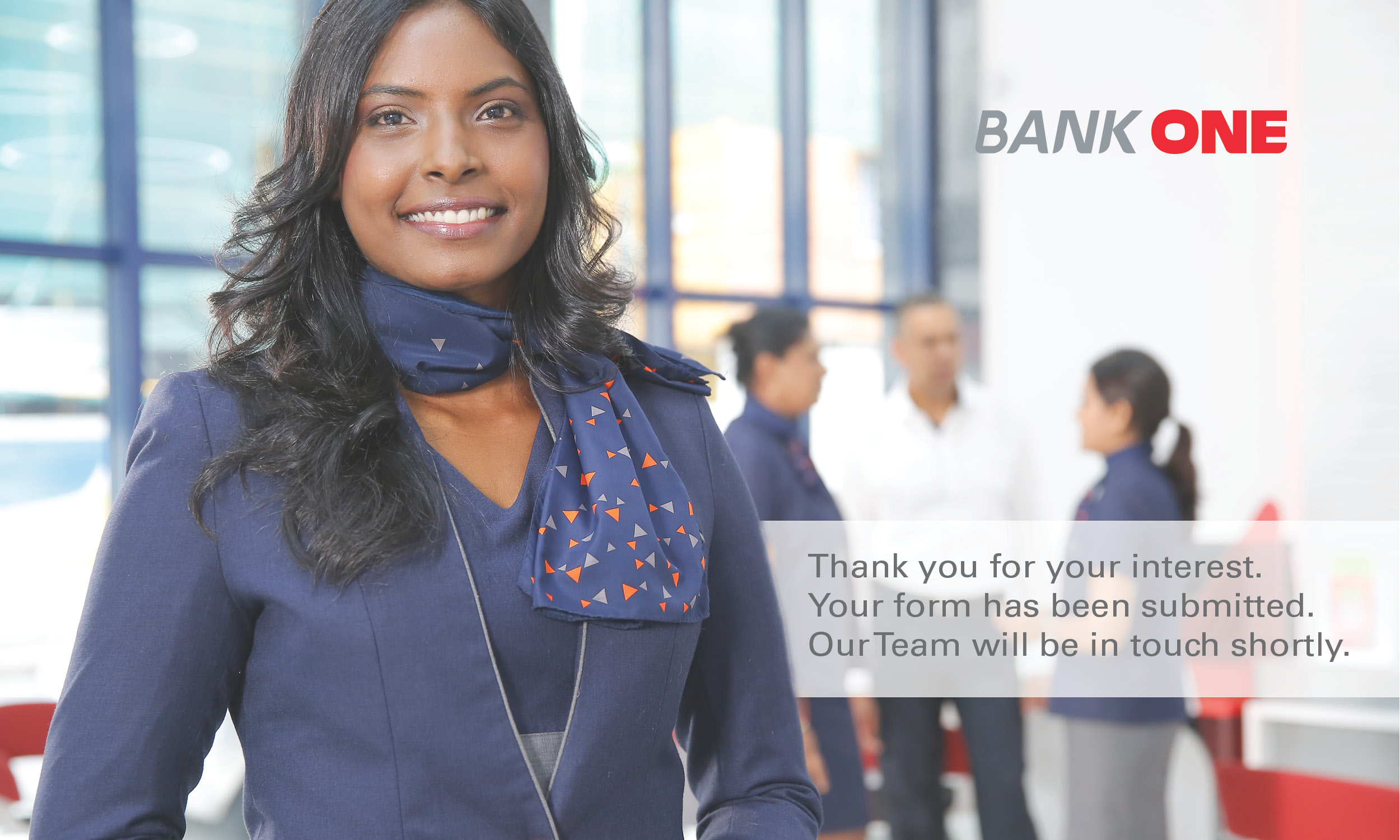 Customer Service Representative/Teller | Bank One Private